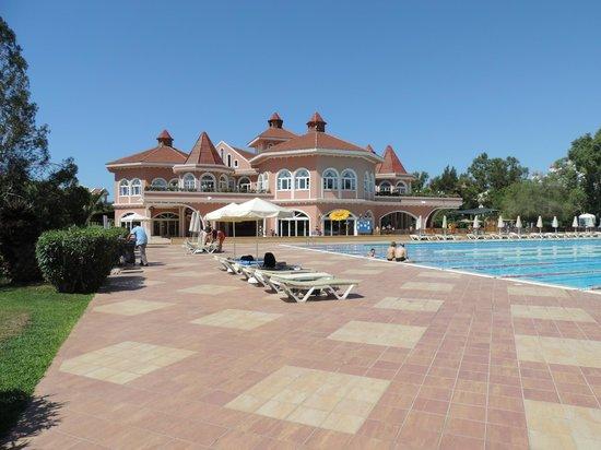 Sirene Belek Hotel: piscine Olympique