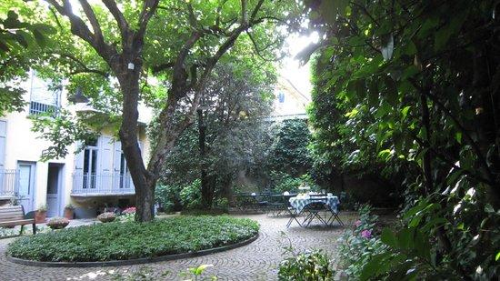 B&B Il Giardino in Citta' : Garden