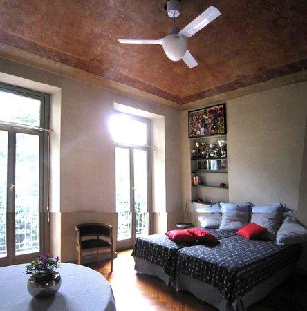 B&B Il Giardino in Citta' : Double room