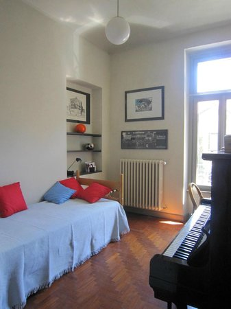 B&B Il Giardino in Citta' : Single room