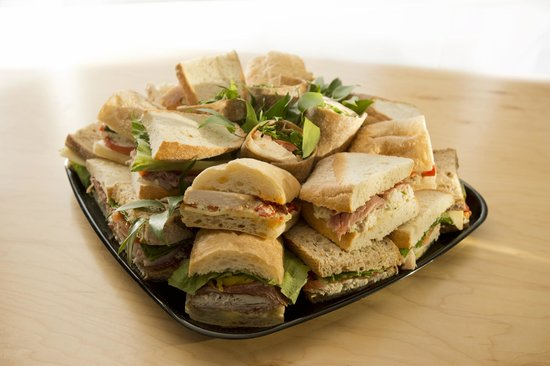 Sandwich platters and catering picture of taste norfolk taste sandwich platters and catering altavistaventures Images