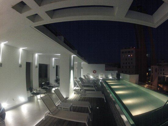 Hotel Valentina: Pool
