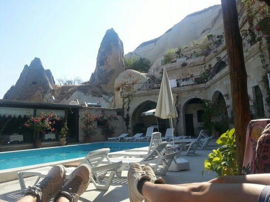Local Cave House: zona relax!