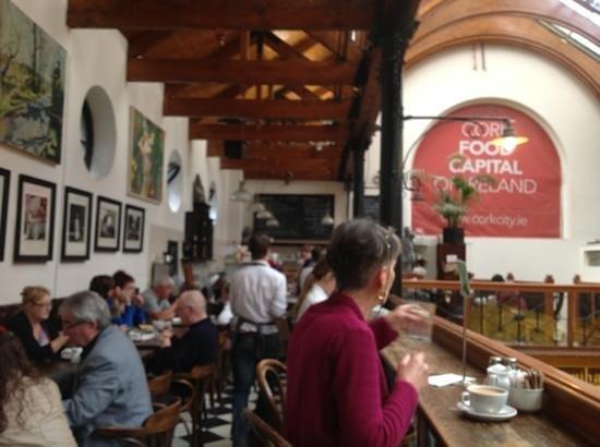 Farmgate Restaurant: fantastic