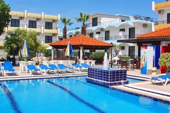 Katia Hotel and Apartments: KATIA HOTEL