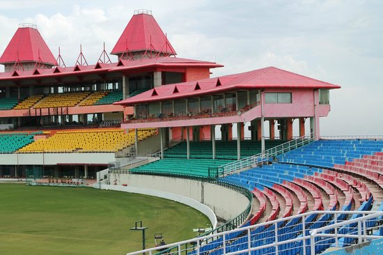 Dharamsala, India: HPCA Stadium