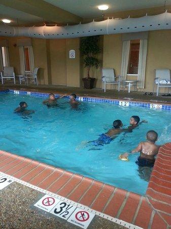 馬納薩斯 - 巴特爾菲爾德假日酒店照片