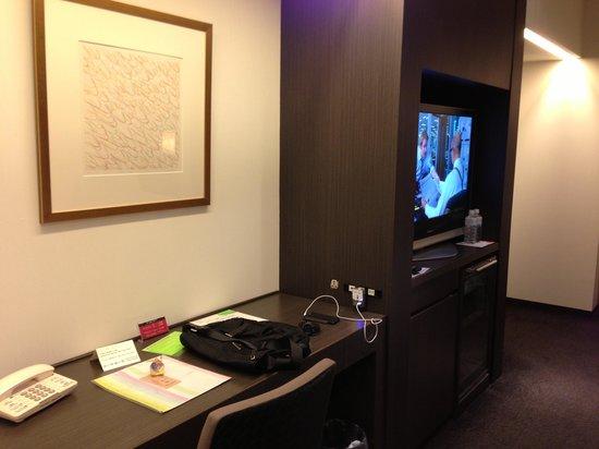Courtyard Tokyo Ginza Hotel : Room