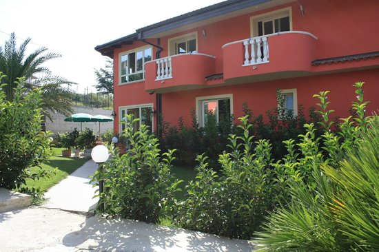 Hotel Residence Borgo di Santa Barbara: Esterno