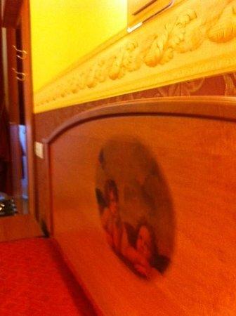 Cherubini : letto