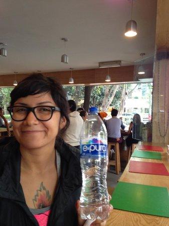Frutos Prohibidos...y Otros Placeres : Cristina in Frutos Prohibidos