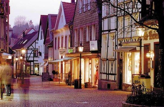 Essen, Germany: Werden bietet viel Ambiente