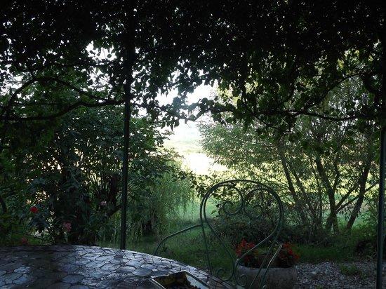 Les Junchas B & B : Vue paysage voisin