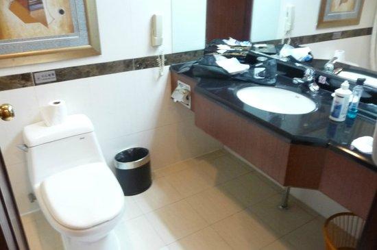 Guangzhou Baiyun Hotel : Bath