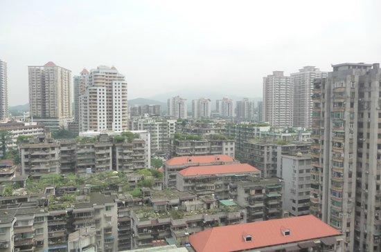 Guangzhou Baiyun Hotel: View