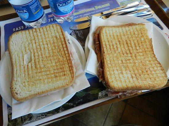 Rifugio Maria: maxi-toast