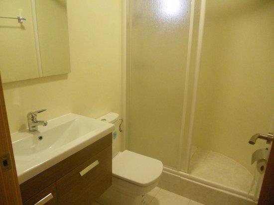 Apartamentos Venecia: baño