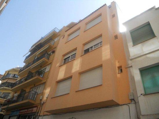 Apartamentos Venecia: fachada