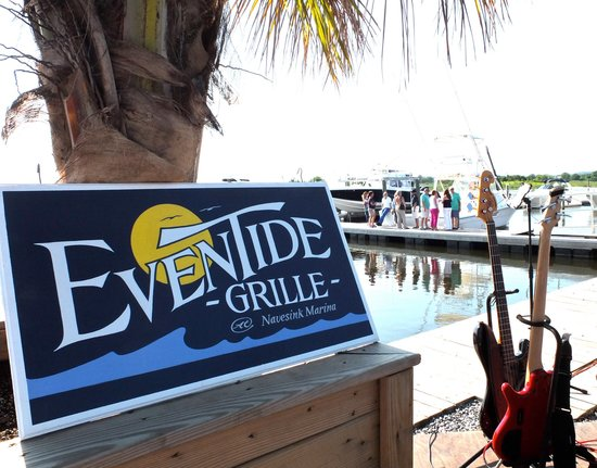 Eventide Grille: Signs & Guitars