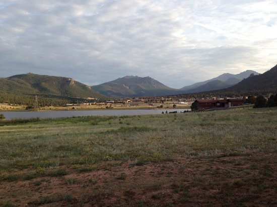 Murphy's Resort at Estes Park: View from our room