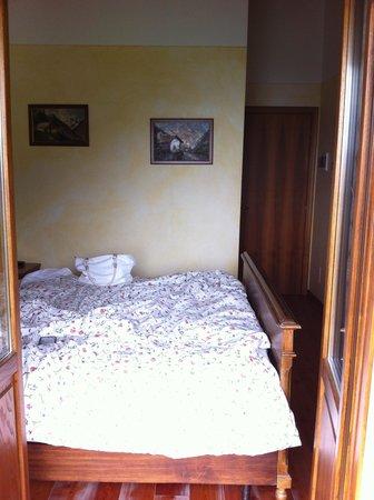 La Zoca di Strii: Zimmer vom Balkon aus