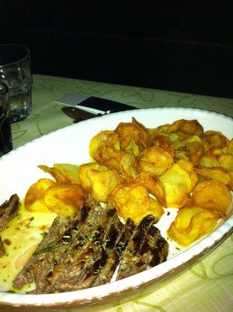 La Zoca di Strii: Nachtmahl, 3. Gang, sehr köstlich!