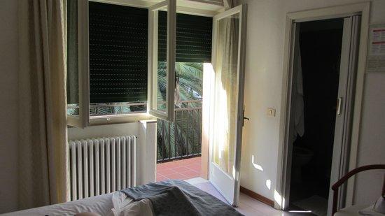 Albergo Belvedere: la nostra camera