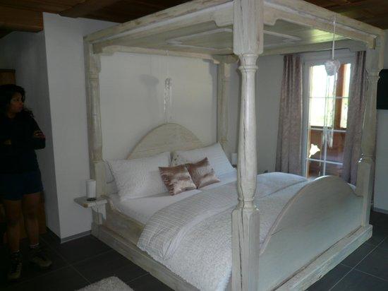Griesalp Hotel: Zimmer