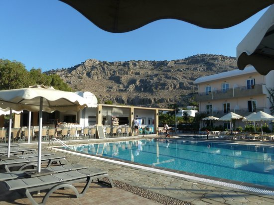 Amfitriti Hotel Pefkos Reviews