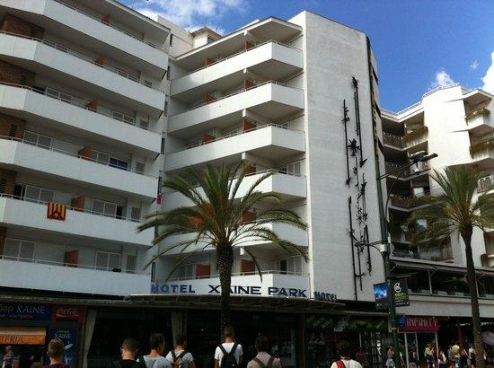Xaine Park Hotel : hotel
