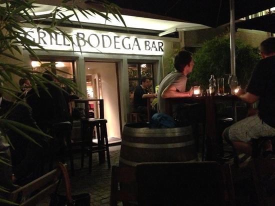 Bodega Bar: so schön...