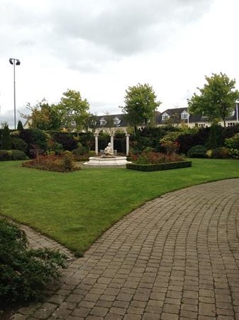 Great National Abbey Court Hotel & Spa : gardens