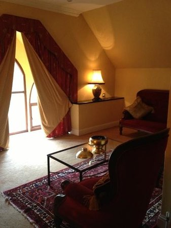 Great National Abbey Court Hotel & Spa : bridal suite