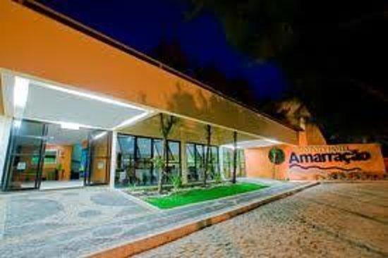 Rio Poty Hotel Amarracao: fachada!