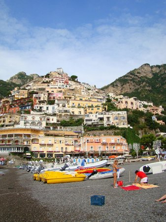 Royal Prisco Hotel : Positano