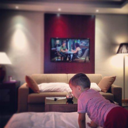 Nexus Benalmadena Suites & Apartments: Habitacion