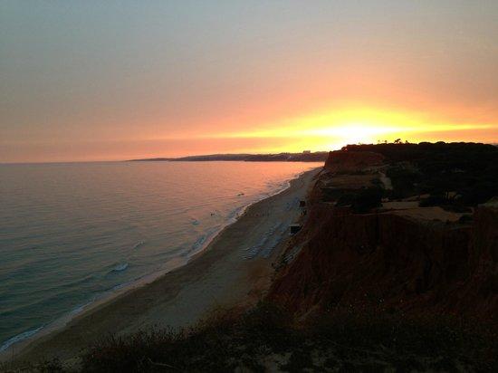 Playa de Falésia: Beach Falesia