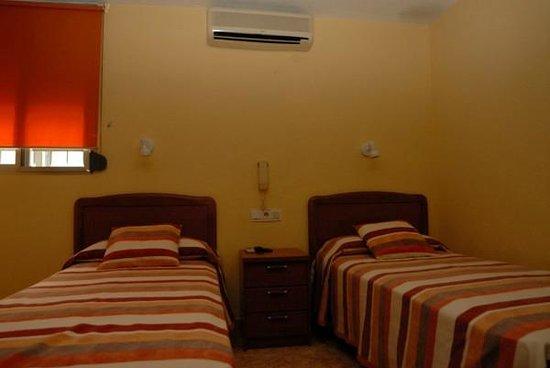 Hotel Borja: Einfach aber ausreichend