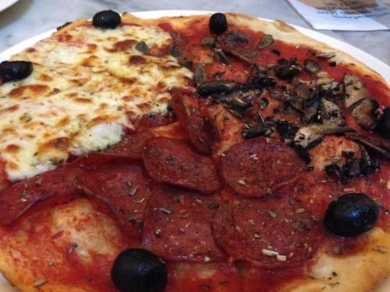 Pizza Marzano: Four Seasons