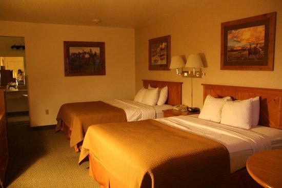 BEST WESTERN PLUS Ruby's Inn: Habitacion doble