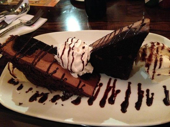 Longhorn Steakhouse Cake