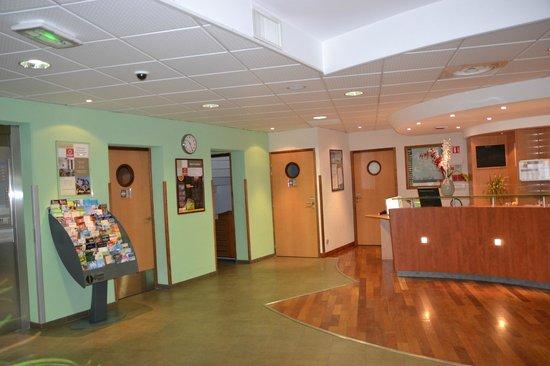 Adagio Annecy Centre : Reception