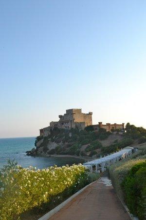 Falconara Charming House Resort & SPA : Il Castello