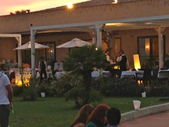 Falconara Charming House Resort & SPA: Ristorante