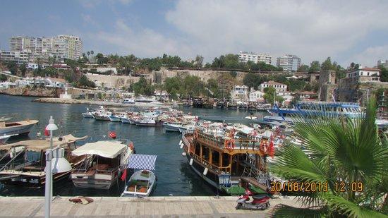 Old Town-Clock Tower - Picture of Antalya Bazaar, Antalya ...