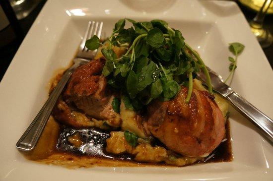 The Palm Tree Turkish Restaurant: Pork Three Ways