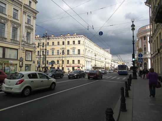 Comfort Hotel : Nevsky Prospect