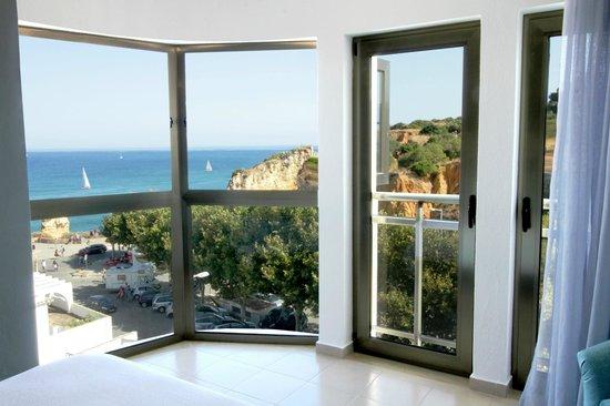 View From Junior Suite Picture Of Carvi Beach Hotel Algarve Lagos