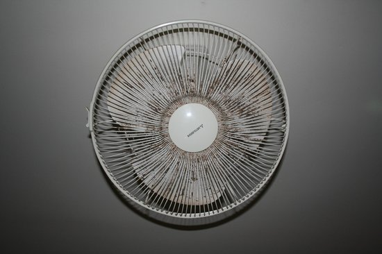 Wang Sai Resort: Noisy Fan
