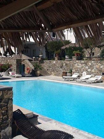 Apollonia Hotel & Resort: beautiful pool